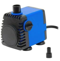 210 GPH Submersible Water Pump Aquarium Fish Tank Powerhead