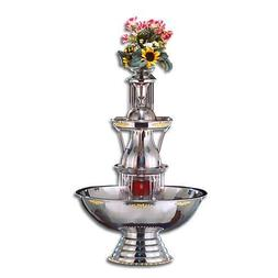 Apex 4051-SS Aristocrat 10 Gallon SS Beverage Fountain with