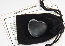 Fundamental Rockhound Products: Hematite Pocket Heart gemsto