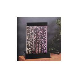 Midwest Tropical Fountain Acrylic Water Panel Fountain with