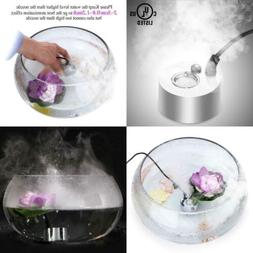 AGPtek® Aluminum Mini Mist Maker Fogger Water Fountain Pond