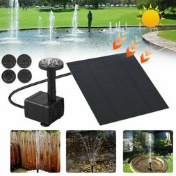 brushless solar water pump power panel kit