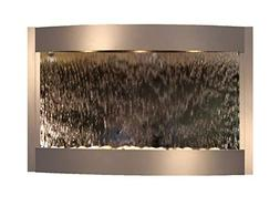 Calming Waters Water Feature with Silver Mirror