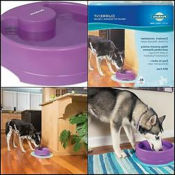 Current Dog and Cat Water Fountain, Circulating Pet Drinking