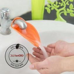 Fountain Silicone Tap Kitchen Home Water Faucet Extender for