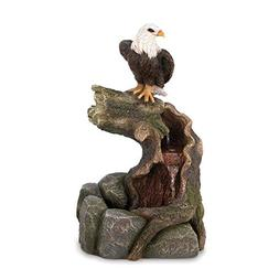 Cascading Fountains 10017527 Majestic Eagle Water, None