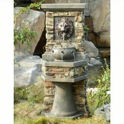 Pemberly Row Indoor Outdoor Water Fountain