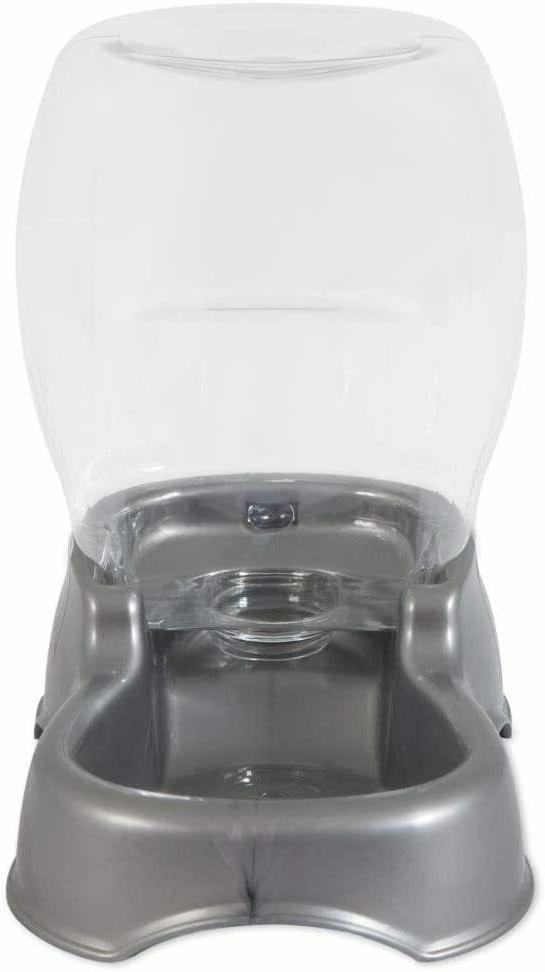 3 Pet Automatic Drinking Fountain Dish