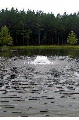 Kasco 2400AF100 Surface Aerator 1/2 HP w/100' Cord for pond