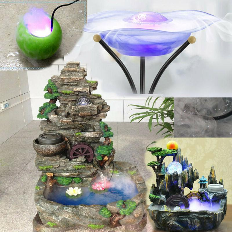 12LED Maker Atomizer Air Water Pond