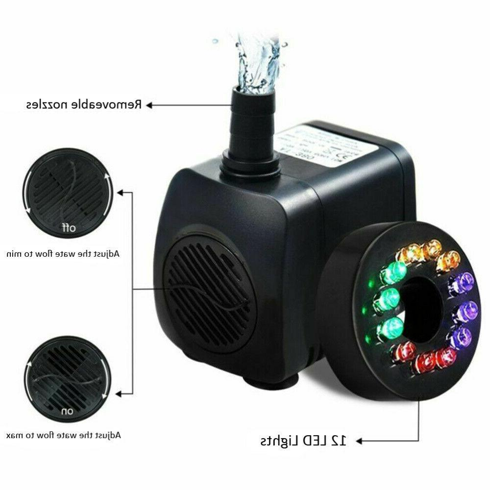 15W with 12LED Small Tank