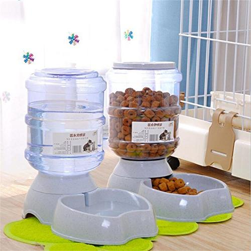 Blessed Fountain,Automatic Cat Feeder,Dog Water Dispenser,1 Feeder Waterer