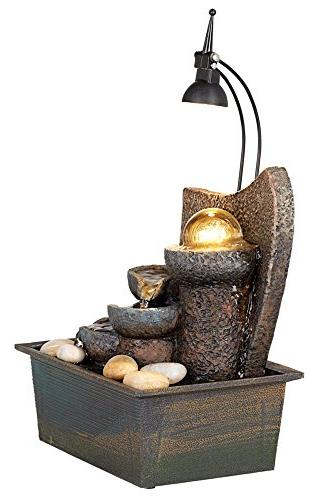 Table Fountain Accent