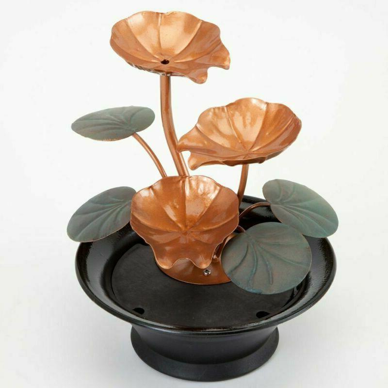 Bits - Indoor Lily Fountain-Small Makes This A Perfe