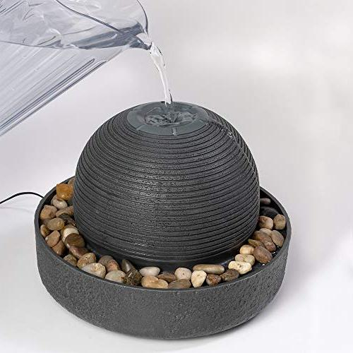 Homedics Cascade Fountain,