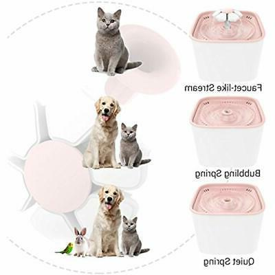Cat Categories Water Automatic 2 Flower Bowl