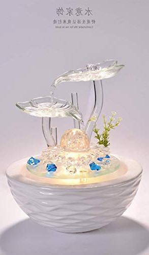Ceramic Ball humidifier Craft Gifts Living Room Office