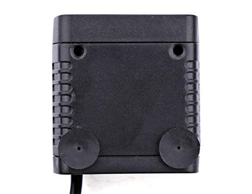 Yeeco 9V 12V Electric Ultra Quiet for Fountain Garden House Water Hydroponic DC 12V Head