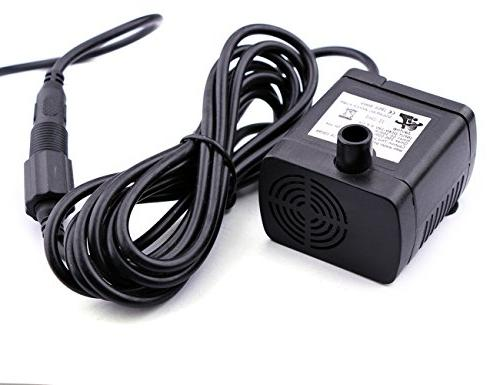 dc water pump electric brushless