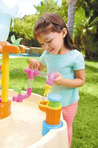 Fountain Factory Little Kids Toddlers Outdoor Sensory New