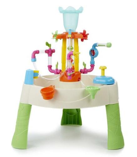 fountain water table toddlers toys