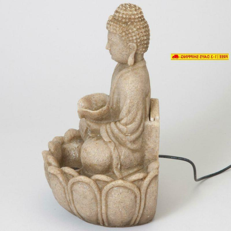 Bits And Pieces - Indoor Buddha Fountain