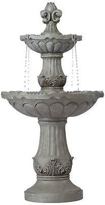 Italian Outdoor Floor Fountain Home