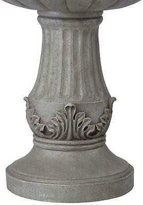 Italian Outdoor Fountain 3 Yard Patio Deck Home