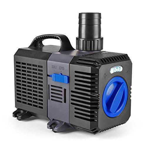 pond pump submersible adjustable frequency