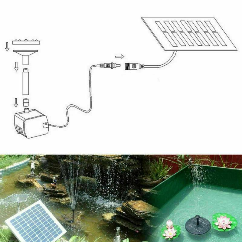 Solar Powered Submersible