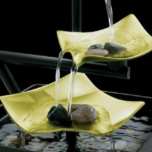 Envirascape Silver Springs Illuminated Relaxation Fountain w