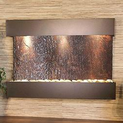 Adagio Reflection Creek with Rajah Natural Slate in Antique