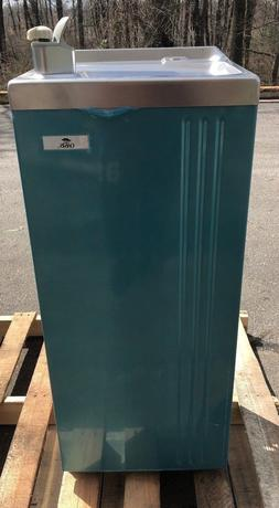OASIS STANDING  WATER FOUNTAIN, STAINLESS STEEL, P/N PLF20FA