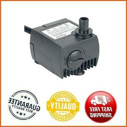 Submersible Fountain Pump Accessories Water Fountain Feature