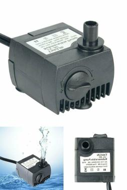 Submersible Fountain Pump Accessories Water Fountain Ft Outd