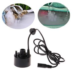 Super Ultrasonic Mist Maker Fogger Fog <font><b>Water</b></f