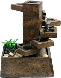 tt8000 pouring water stone fountain