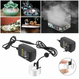 Ultrasonic Mist Maker Fogger Water Fountain Pond Atomizer Ai