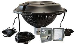 Kasco VFX3400 Large Floating Pond & Lake Fountain/Aerator, 3